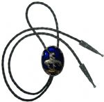 END OF THE TRAIL Bolo Tie. Code BT13